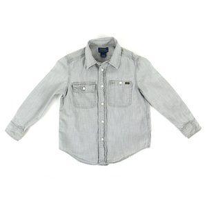 RALPH LAUREN shirt, boy's size 4T
